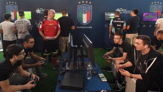 Gli eSports sbarcano a Euro 2020: la Figc cerca i videogiocatori per l'Italia