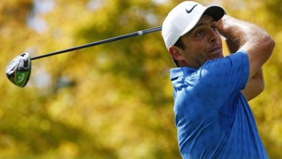 Golf, Francesco Molinari esce dalla top 10 del ranking mondiale