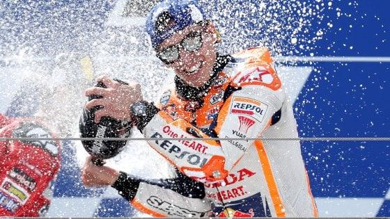 MotoGp, in Thailandia Marquez vede il titolo: Approccio non cambia
