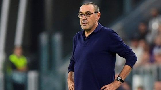 """Juventus, Sarri: """"Siamo in crescita"""". Higuain: """"Pronti per la battaglia con l'Inter"""""""