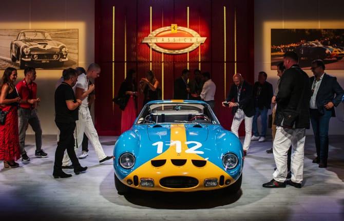 Universo Ferrari, passione in pista