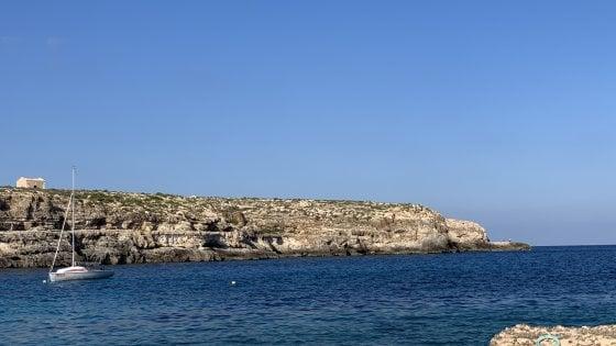 Lampedusa è donna. E vuol dire accoglienza, calore, sapori del Mediterraneo