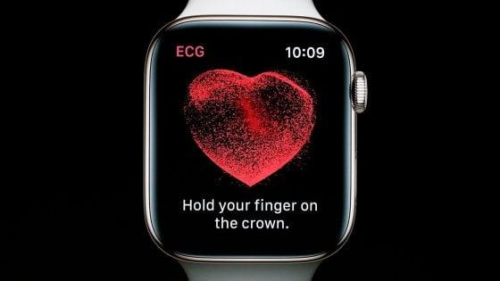 Apple Watch, quando l'orologio smart ti salva la vita