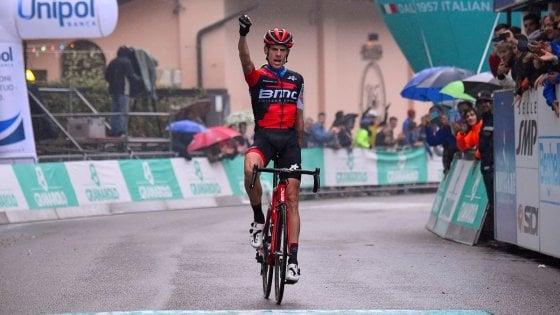 Ciclismo, il Giro dell'Emilia su Repubblica Tv Sport: Nibali sfida Bernal, Carapaz e Roglic