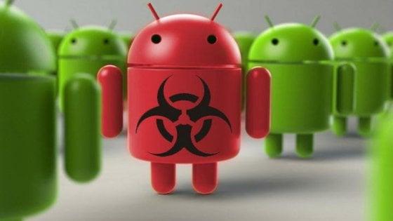 Allarme Android, centinaia di milioni di smartphone a rischio intrusione