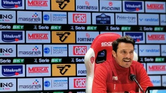 Serie B: Iemmello stende il Pisa, il Perugia almeno per una notte al comando
