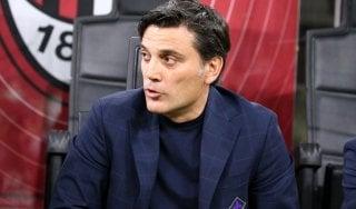 Fiorentina, Montella vuole conferme: ''Rischio appagamento impossibile''