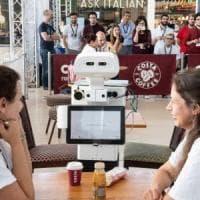 I robot sociali si preparano a invadere i centri commerciali