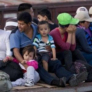 Messico, accampati a Ciudad Juárez, aspettano risposte oltre 150 famiglie messicane.