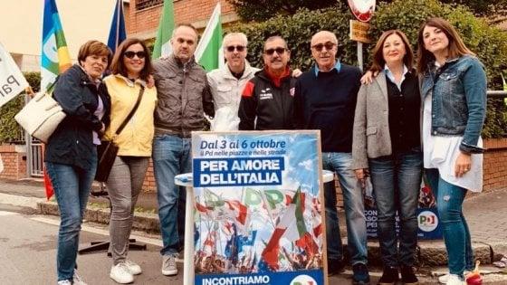 """La tre giorni del Pd, mille gazebo in tutta Italia. Zingaretti: """"Nessuno ci fermerà"""""""