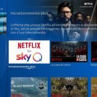 Abbonamento Sky-Netflix, tutti
