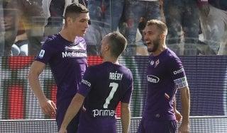 Fiorentina-Udinese 1-0, Milenkovic firma il successo viola