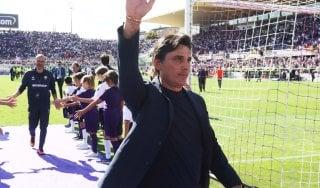 """Fiorentina, Montella: """"Contro l'Udinese vittoria di personalità"""""""