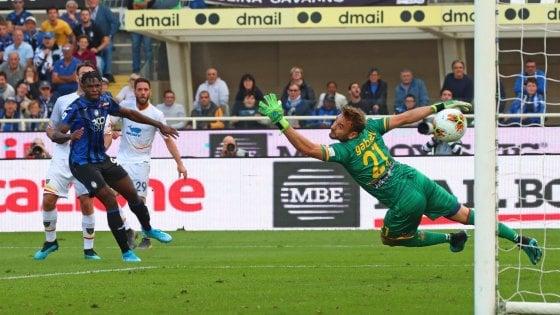 Atalanta-Lecce 3-1: Zapata e Gomez, nerazzurri sempre più in alto