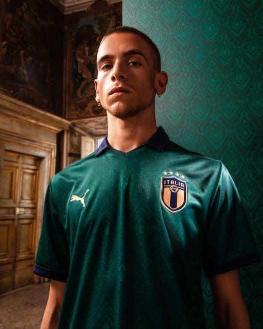 Nazionale in verde non solo contro la Grecia, a novembre ci sarà ...