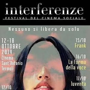 """Termoli, """"Interferenze"""", il Festival del Cinema Sociale che coinvolge le scuole"""