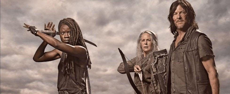 'The Walking Dead', arriva la decima serie su Fox