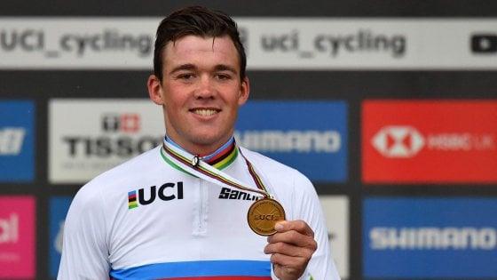Ciclismo, Tre Valli Varesine con il campione del Mondo: martedì diretta su Rep Tv Sport