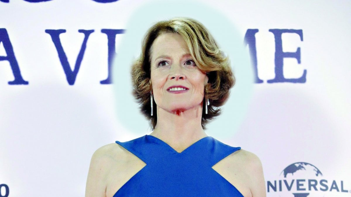 Sigourney Weaver, la donna 'forte' del cinema ha 70 anni e ora torna con 'Avatar' e 'Ghostbuster'