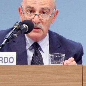 Il presidente dell'Istat Gian Carlo Blangiardo