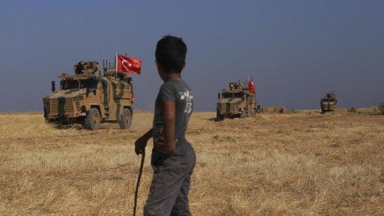 Turchia, truppe di Ankara in Siria settentrionale, Milizie curde, attacco è tradimento dell'Occidente