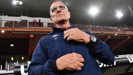 Genoa a sorpresa: confermato Andreazzoli