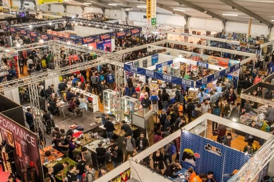 Guida ragionata a Lucca Comics & Games 2019