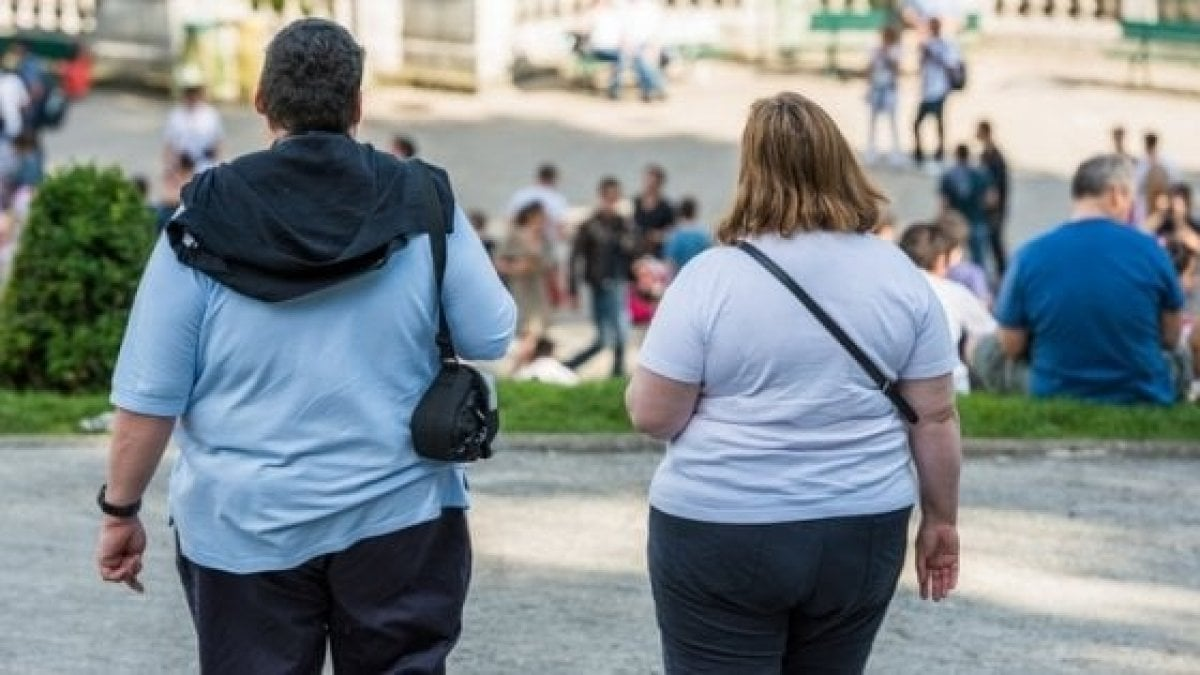 obesità e perdita di pesona