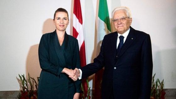 Mattarella critica i dazi Usa e invoca un intervento unitario europeo