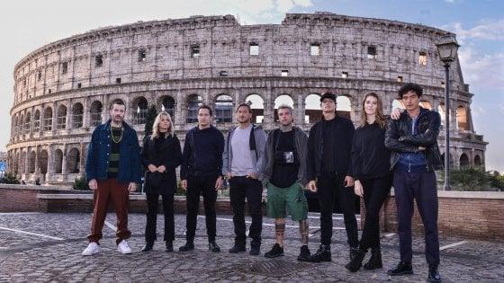 Totti e Fedez vip in fuga per 'Celebrity Hunted', primo show italiano su Amazon