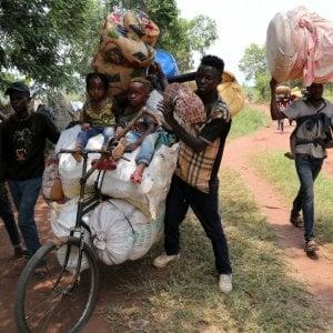 """Congo, in migliaia stanno rientrando dall'Angola, l'UNHCR: """"Urgente un programma di ricostruzione"""""""
