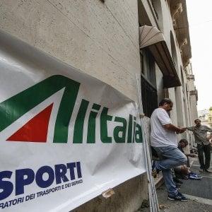 Alitalia, piano straordinario per lo sciopero. Cancellati 200 voli