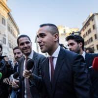 Il M5s vota i nuovi capigruppo di Camera e Senato, Di Maio teme la conta