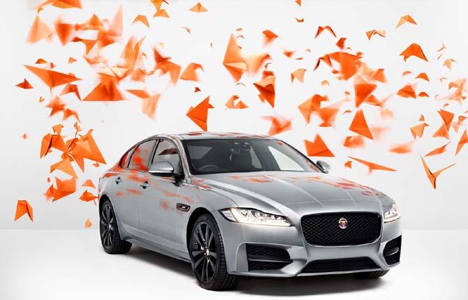Jaguar e Rankin, l'arte celebra l'auto