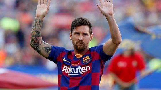 """Messi: """"Cinque anni fa stavo per lasciare il Barcellona"""""""