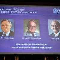 Nobel per la Chimica a John Goodenough, Stanley Whittingham e Akira Yoshino per ...