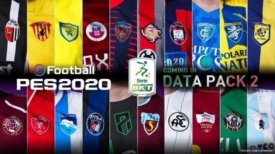 Serie B: con PES 2020 anche il campionato cadetto sbarca nel mondo dei videogiochi