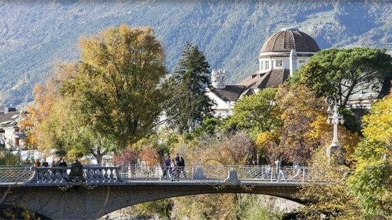 Un autunno a Merano, pieno di sfumature
