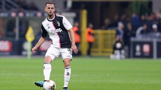 """Juventus, Pjanic: """"In Italia siamo i migliori, ma non ci basta..."""""""