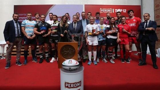 Rugby: ecco Top12, corsa scudetto parte il 19 ottobre