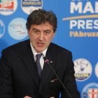 """Marsilio: """"Taglio dei parlamentari? Regioni piccole troppo penalizzate, servono ..."""