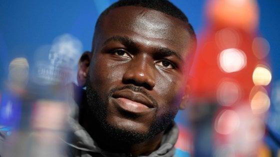 """Napoli, Koulibaly rasserena i tifosi: """"Tornerò quello di sempre, voglio vincere in azzurro"""""""