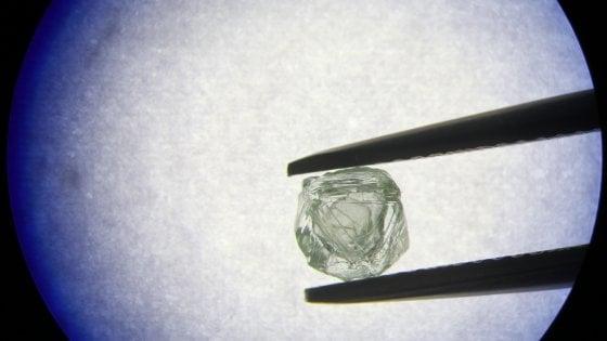 Il diamante matrioska: all'interno contiene un altro diamante