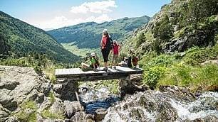 Andorra. Montagna vera