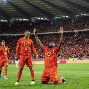 Euro 2020, qualificazioni: da Romelu Lukaku a Elmas e Lazaro, quanti gol degli italiani