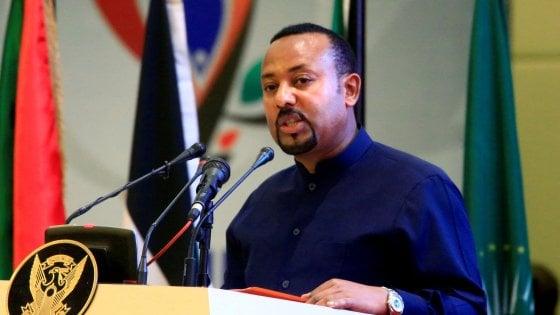 Il Nobel per la pace 2019 va al premier etiope Abiy Ahmed