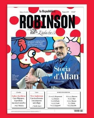 Robinson, tutto Altan