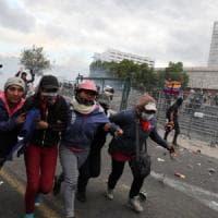 Ecuador, cresce la protesta. Il presidente Moreno tende la mano agli indigeni