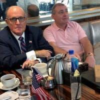 Usa, le autorità di New York indagano su Giuliani per l'Ucraina