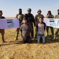 Siria, la Turchia schiera gruppi jihadisti nella guerra ai curdi
